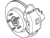 Chrysler LHS Brake Pad - 5010034AA