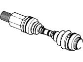 Dodge Caravan Drive Shaft - 4641981AB