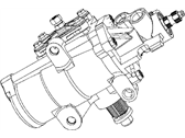 Ram Steering Gear Box - 68236674AA