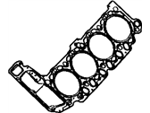Jeep Commander Cylinder Head Gasket - 53020673AC