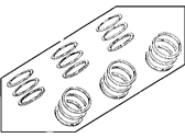Dodge Shadow Piston Ring Set - MD301716