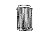 Ram Fuel Filter - 68157291AA