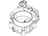 Mopar Throttle Body - 53034251AB