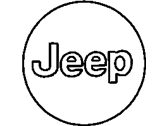 Jeep Compass Wheel Cover - YX93S4AAB