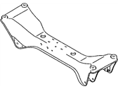 Dodge Rear Crossmember - MR369145