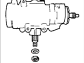 Jeep Rack And Pinion - 52089046AD