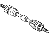 Chrysler Sebring Axle Shaft - MR357815