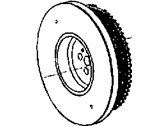 Ram 2500 Crankshaft Pulley - 68252443AA