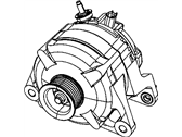 Ram Alternator - 4801769AA