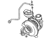 Jeep Liberty Turbocharger - 5142797AB