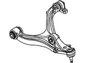 Jeep Commander Control Arm - 52089980AI