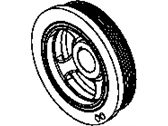 Dodge Crankshaft Pulley - 5184293AC