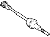 Chrysler Voyager Shift Cable - 4641755