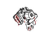 Dodge Journey ABS Control Module - Guaranteed Genuine Dodge