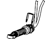 Chrysler Sebring Shift Cable - 5273214AD