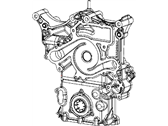 Dodge Ram 1500 Timing Cover - 53021323AG