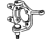 Dodge Viper Steering Knuckle - 4709303