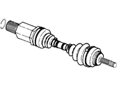 Dodge Caravan Drive Shaft - 4641981