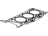 Chrysler Cylinder Head Gasket - 5184455AG