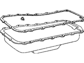 Chrysler Voyager Oil Pan - 4648930AA