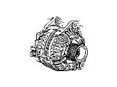 Ram Alternator - 4801768AA