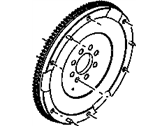 Jeep Compass Flywheel - 5106019AA