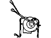 Dodge Caliber Clock Spring - 5156106AA