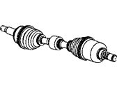 Jeep Patriot Axle Shaft - R5085220AC