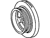 Dodge Sprinter 3500 Crankshaft Pulley - 5103972AB