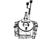 Dodge Caliber Clock Spring - 68003216AD
