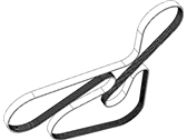 Chrysler Drive Belt - 4891721AB