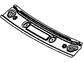 Mopar 5116379AA HEADER-WINDSHIELD