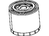 Chrysler Oil Filter - 4884899AB