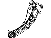 Jeep Trailing Arm - 5105930AB