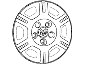 Dodge Grand Caravan Wheel Cover - 4721195AC