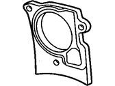 Chrysler 300M Throttle Body Gasket - 4591081