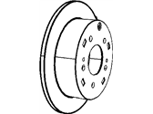 Jeep Brake Disc - 5105515AA