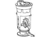 dodge durango fuel filter - 5012351aa
