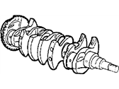 Jeep Crankshaft - 4781643AA