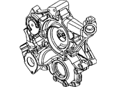 Jeep Grand Cherokee Timing Cover - 5016653AB