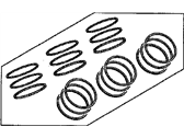 Dodge Avenger Piston Ring Set - MD319934