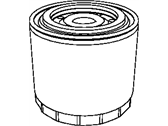 Chrysler Oil Filter - 4892339AA