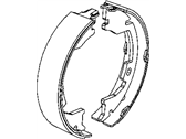 Dodge Ram 3500 Parking Brake Shoe - 68049116AA