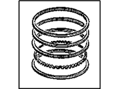 Dodge Ram 1500 Piston Ring Set - 4741750