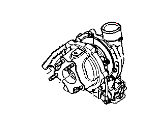 Jeep Liberty Turbocharger - 68028073AA