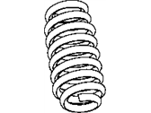 Ram Dakota Coil Springs - 4670434AA