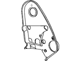 Dodge Neon Timing Cover - 4667339