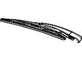 Dodge Grand Caravan Wiper Blade - 68078307AA