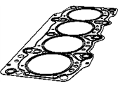 Jeep Renegade Cylinder Head Gasket - 4893239AA