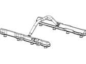 Jeep Commander Fuel Rail - 53013888AC